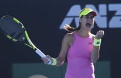 Inca o victorie romaneasca la Australian Open: Sorana Cirstea avanseaza in proba de dublu