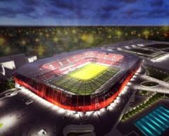 Inca patru stadioane moderne in Bucuresti: Prima arena la care incep lucrarile
