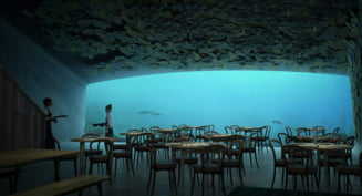 Inca putin si se deschide primul restaurant subacvatic din Europa. Uite cum va arata (Video & Galerie foto)