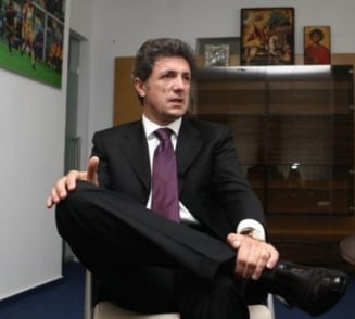 Inca un atac dur la adresa lui Gica Popescu: E implicat intr-un sistem infractional!