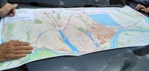 """Inca un drum esential din reteaua de conectare cu podul peste Dunare a intrat """"in carti"""""""