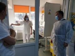 Inca un echipament Real-Time PCR, la Spitalul Clinic de Urgenta pentru Copii Brasov