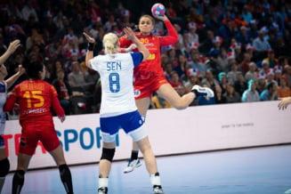 Inca un esec dur pentru nationala de handbal feminin in Franta. Turneu catastrofal pentru elevele lui Ambros Martin