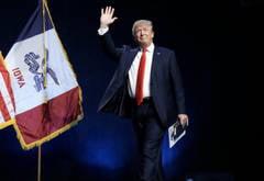 Inca un fost candidat la alegerile din SUA anunta ca il sustine pe Trump