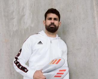 Inca un fotbalist celebru va fi condamnat in Spania: Inchisoare cu suspendare pentru Diego Costa!