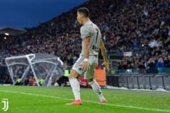 Inca un gol superb marcat de Cristiano Ronaldo. Start lansat pentru Juventus in Serie A in acest sezon (Video)
