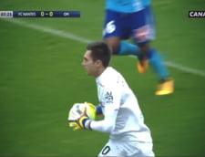 Inca un meci cu gol primit de Tatarusanu in Franta, in poarta lui Nantes