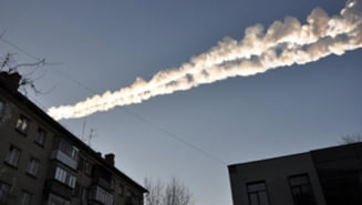 Inca un meteorit a cazut in Rusia? Autoritatile neaga