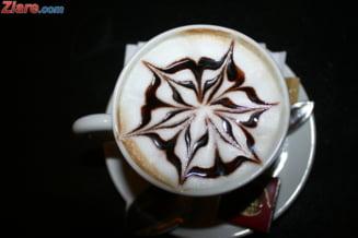 Inca un motiv sa-ti torni o ceasca de cafea!