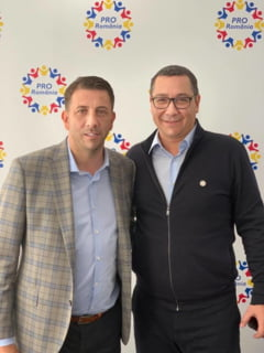 Inca un parlamentar pleaca din PSD si se incrie in Pro Romania