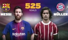 Inca un record fabulos stabilit de Messi: Iata cate goluri a marcat pentru Barcelona