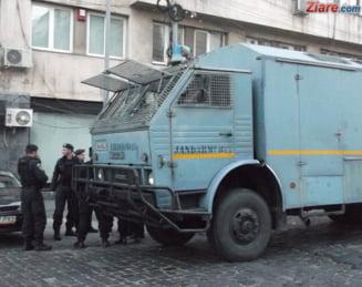 Inca un sef din Jandarmerie a fost arestat in dosarul de camatarie