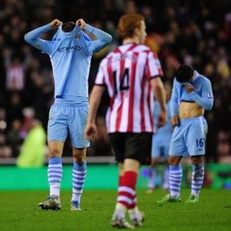 Inca un soc in Premier League. Rezultatele complete ale unei etape nebune