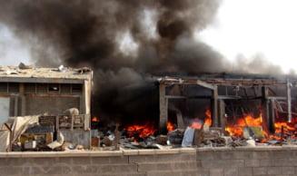 Inca un spital bombardat: De data asta de vina sunt sauditii