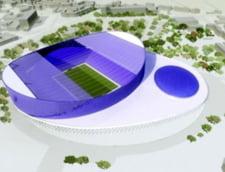Inca un stadion de 5 stele in Romania (Galerie foto)