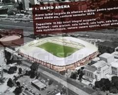Inca un stadion de lux in Bucuresti, construit din bani publici: Cum va arata (Foto)
