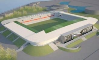 Inca un stadion de lux in Romania - Iata unde se construieste