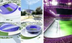 Inca un stadion de lux in Romania: Va costa 50 de milioane de euro