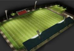 Inca un stadion din Teleorman este reconstruit cu bani de la bugetul de stat