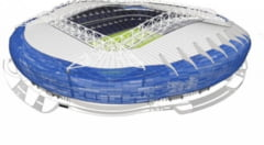 Inca un stadion modern in Romania: Primarul orasului cere 55 de milioane de euro Guvernului