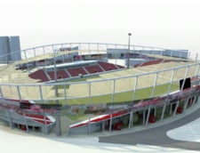 Inca un stadion modern in Romania (Video)