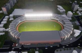 Inca un stadion ultramodern in Liga 1: Care e stadiul lucrarilor la arena de 38 de milioane de euro din Sibiu
