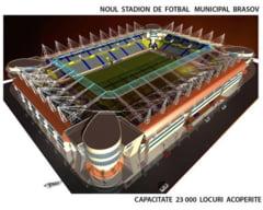 Inca un stadion ultramodern in Romania. Iata unde se construieste si cat costa