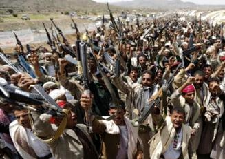 Inca un stat mare intra in razboiul civil din Yemen