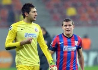 Inca un titular pleaca de la Steaua: A semnat, si-a luat banu'