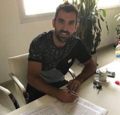 "Inca un transfer la CFR Cluj: ""Eroul de la Roma"" a revenit in Gruia"