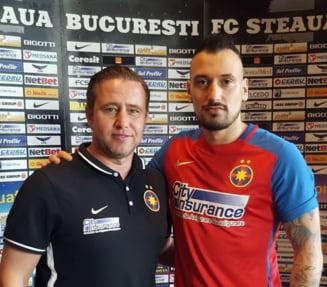 Inca un transfer la Steaua: A semnat si Timo Gebhart - oficial