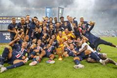 Inca un trofeu pentru PSG. A castigat Cupa Ligii Frantei, dupa penaltyuri
