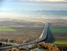 Inca un tronson al autostrazii Orasite - Sibiu, gata in 2014