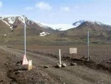 Inca un vulcan a erupt in Islanda. Traficul aerian a fost inchis