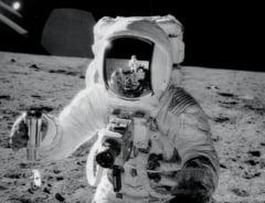 Inca unul dintre oamenii care au ajuns pe Luna a murit