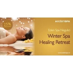 Incalzeste-te cu noile terapii iarna de la Eden Spa