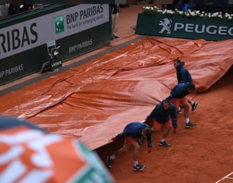 Incarcati-va cu rabdare: Cum arata prognoza meteo de la Roland Garros pentru aceasta saptamana