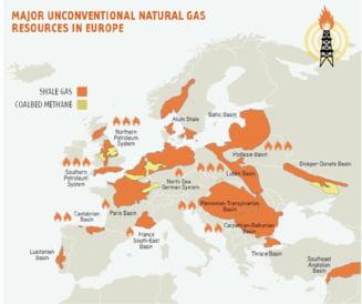 Incearca Rusia sa impiedice Europa sa exploateze gazele de sist?