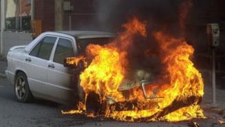 Incendierea masinilor de lux - pasiunea berlinezilor