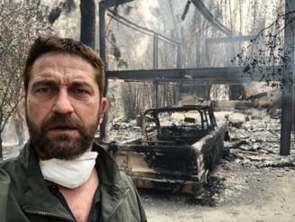 Incendiile au facut ravagii in California: Zeci de morti, mii de oameni ramasi pe drumuri, inclusiv vedete (Foto)