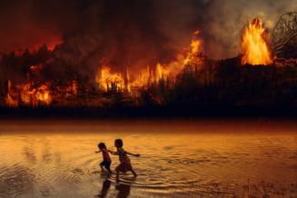 Incendiile din Padurea Amazoniana de pe teritoriul Braziliei, cele mai severe din ultimul deceniu