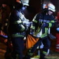 Incendiu groaznic la un spital COVID din Ucraina. Trei pacienti internati la ATI si un medic au decedat