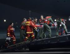 Incendiu in Colectiv Un ranit in tragedie, la un spital de arsi din Tara Galilor