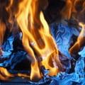 Incendiu intr-o maternitate din Bagdad: 11 bebelusi au murit
