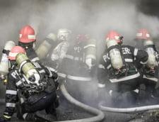 Incendiu intr-un camin al Universitatii de Medicina din Timisoara - Toti studentii au fost evacuati