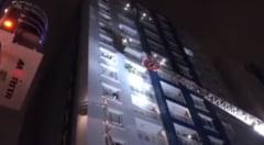 Incendiu intr-un complex rezidential din Ho Si Min: Cel putin 13 morti