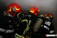 Incendiu la CET Sud din Capitala. A fost intrerupta alimentarea cu energie electrica