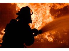 Incendiu la Darabani din cauza unui cos de fum