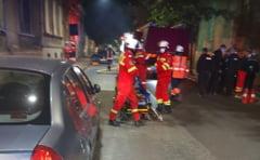 Incendiu la Spitalul de Psihiatrie Arad. Mai multe persoane au fost evacuate