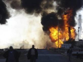 Incendiu la o fabrica de artificii din India - 34 de persoane au murit